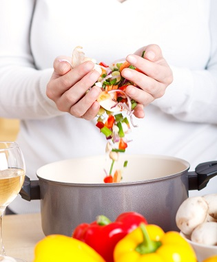 Why Make Your Own Food In Residential Treatment?