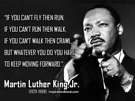 Martin Luther King Junior And Mental Illness Recovery