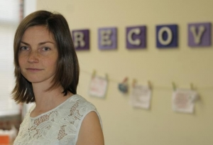 Laura Roias is program director at Walden Behavioral Care's Eating Disorders Center at 335 Chandler Street, Worcester
