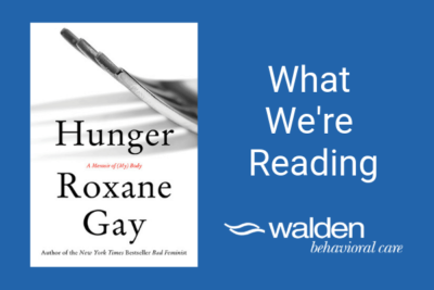 What Walden's Reading - Hunger by Roxane Gay